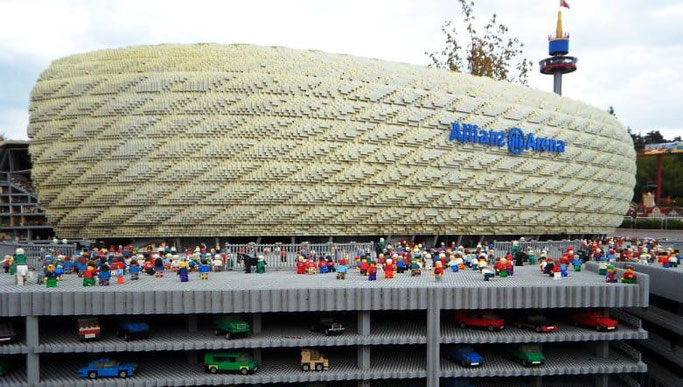 Legoland Allianz Arena