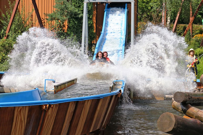 Bayern-Park Wasserbahn