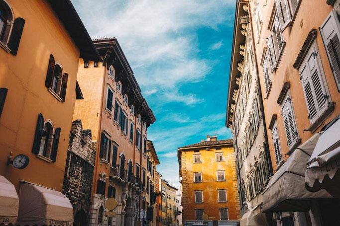 Gardasee Arco Altstadt
