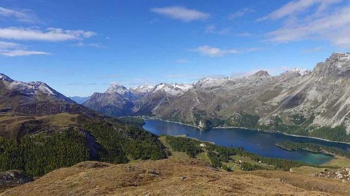 Urlaub mit dem Auto Schweiz Sommer