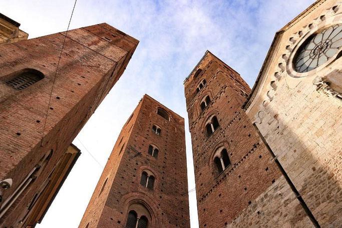 Urlaub mit dem Auto Italien Ligurien