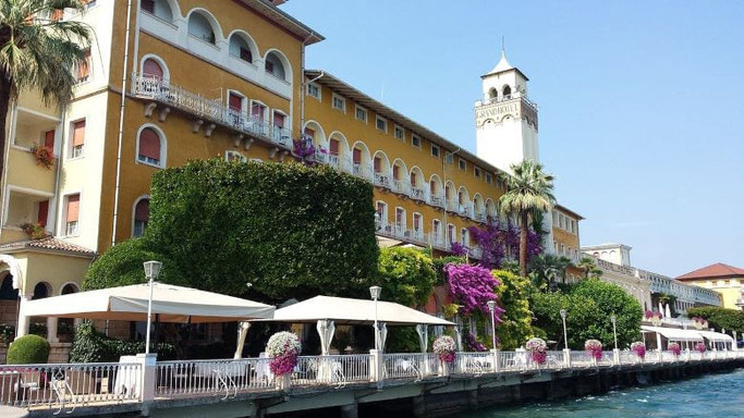 Gardasee Gardone Riviera Grand Hotel
