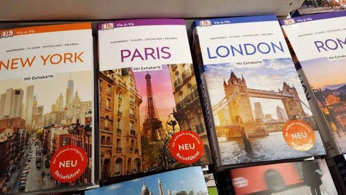 Reiseführer Städtereise