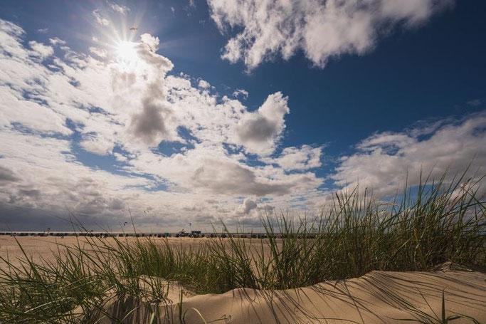 Kurztrip Nordsee Strand