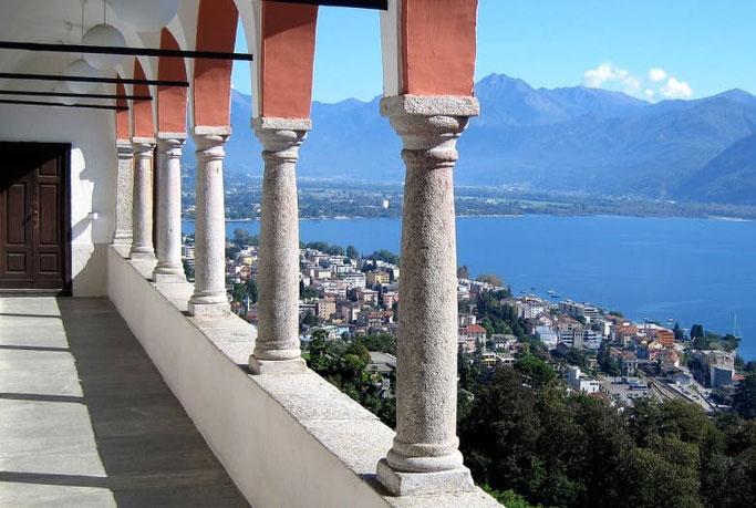 Lago Maggiore Urlaub mit dem Auto