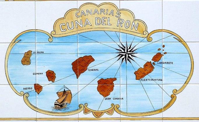 Kanarische Inseln Überblick
