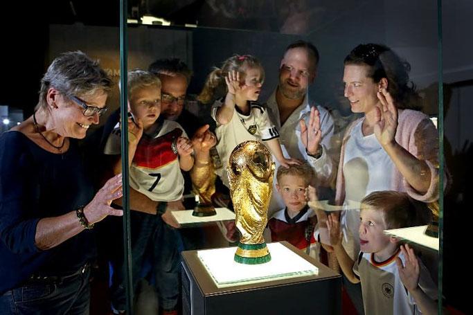 Ausflugsziele NRW Dortmund Fußballmuseum