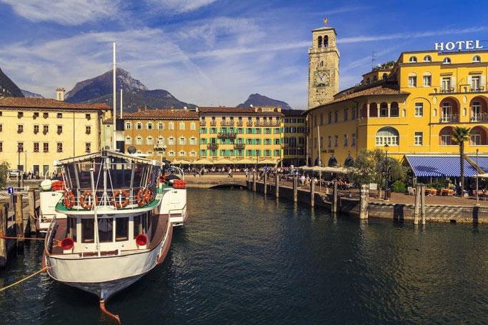 Gardasee Hotel Riva del Garda Centrale