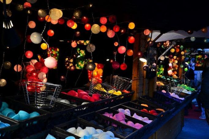 Weihnachtsmarkt Düsseldorf Shopping Flinger Straße
