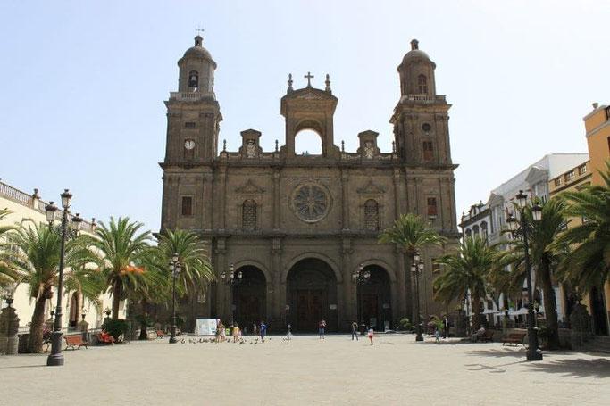 Las Palmas de Gran Canaria Altstadt