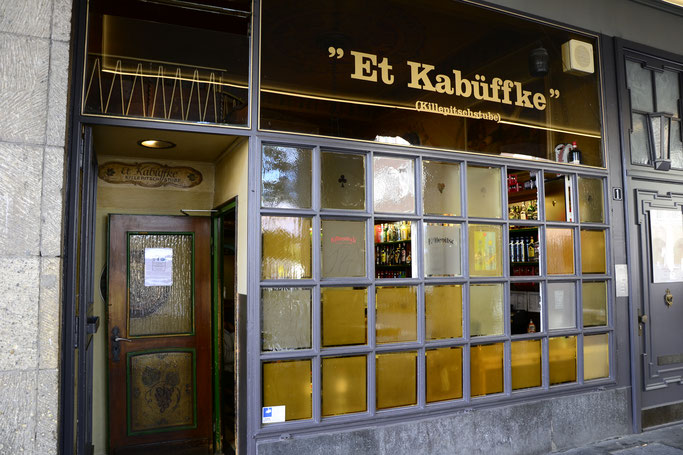 Killepitsch Kabüffke Düsseldorf
