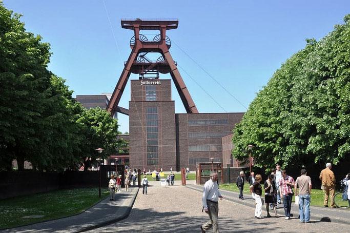 Ausflugsziele NRW Zeche Zollverein Essen