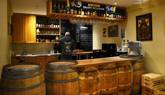 Städtereise Brüssel Brasserie Cantillon