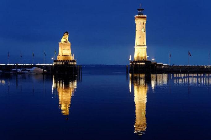 Hafen Lindau Bodensee