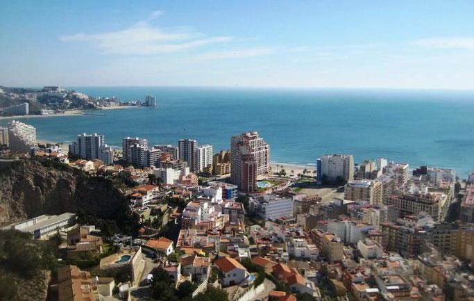 Urlaub mit dem Auto Ziele Spanien Cullera