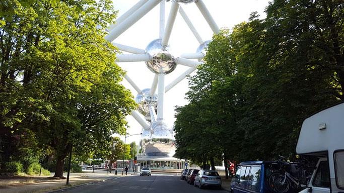 Atomium parken