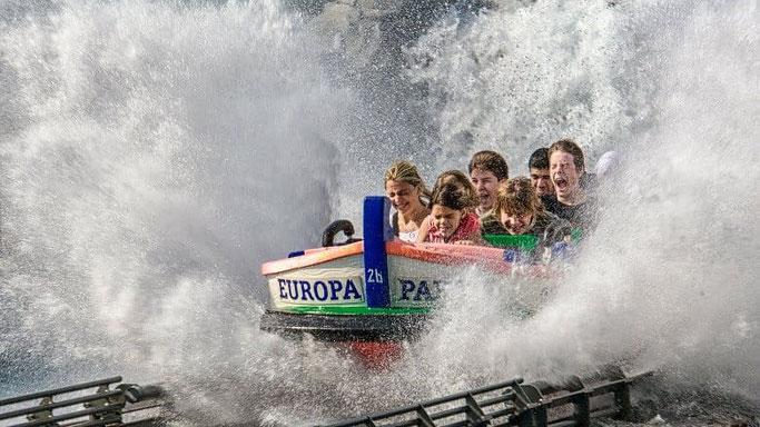 Wasserbahn Europapark