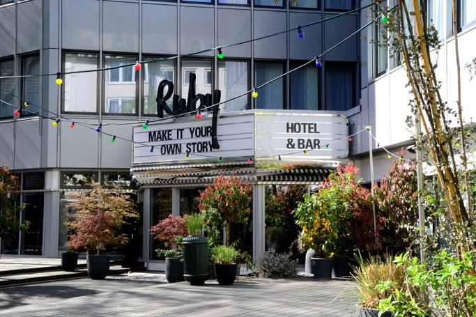 Hotel Düsseldorf Ruby Leni Königsallee Altstadt