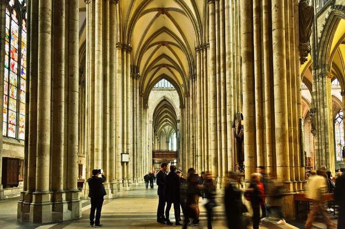 Köln Dom Innen