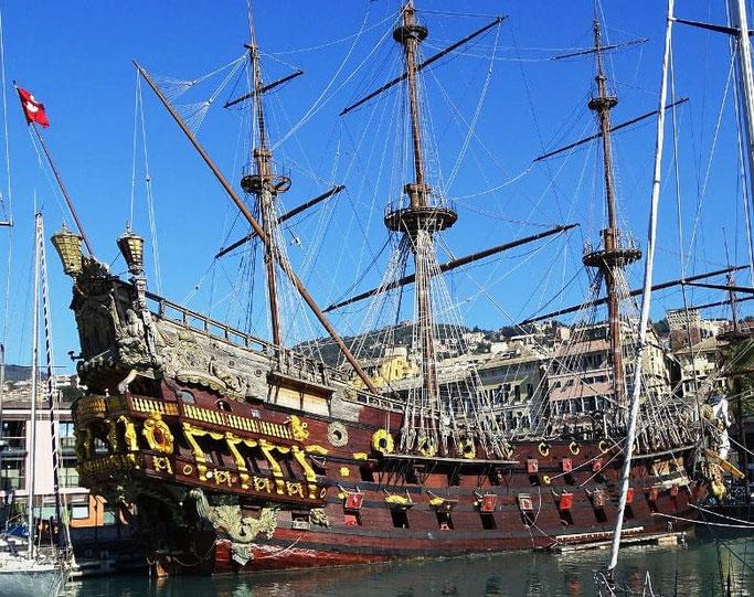 Schifffahrtsmuseum Genua Sehenswürdigkeiten