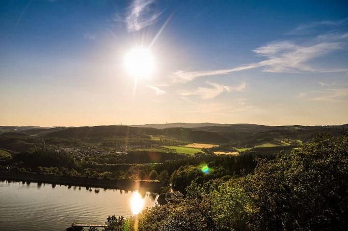 schönste Seen Deutschland: Biggesee
