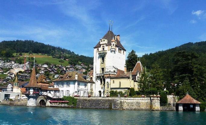 Schweiz Urlaub im Sommer