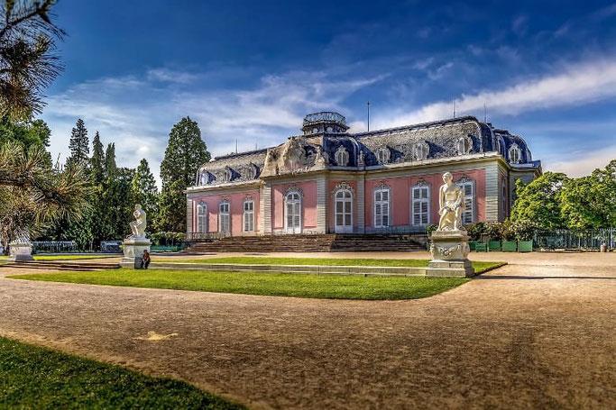 Sehenswürdigkeiten NRW Schloss Benrath Düsseldorf