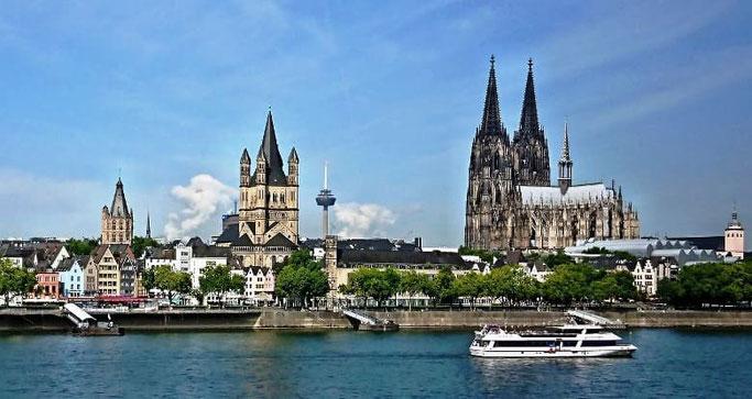 Köln Schifffahrt