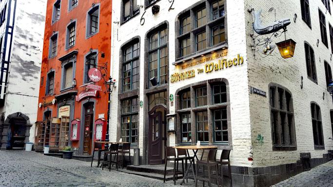 Altstadt Brauhaus Köln Sünner im Walfisch