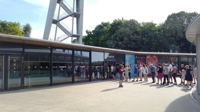 Atomium Tickets