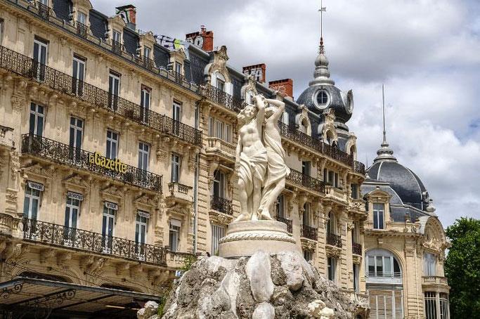 Urlaub mit dem Auto Südfrankreich
