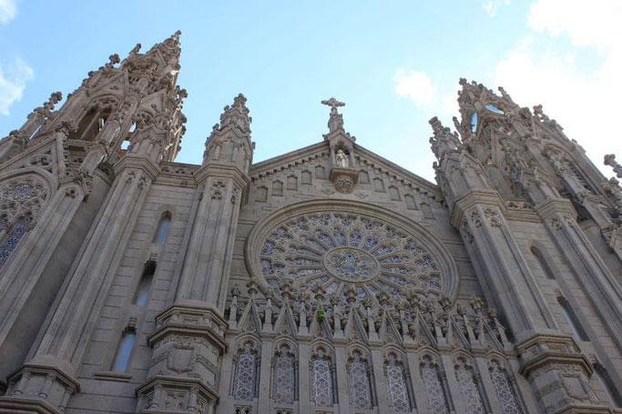 Kanaren Gran Canaria Arucas Kathedrale San Juan Bautista