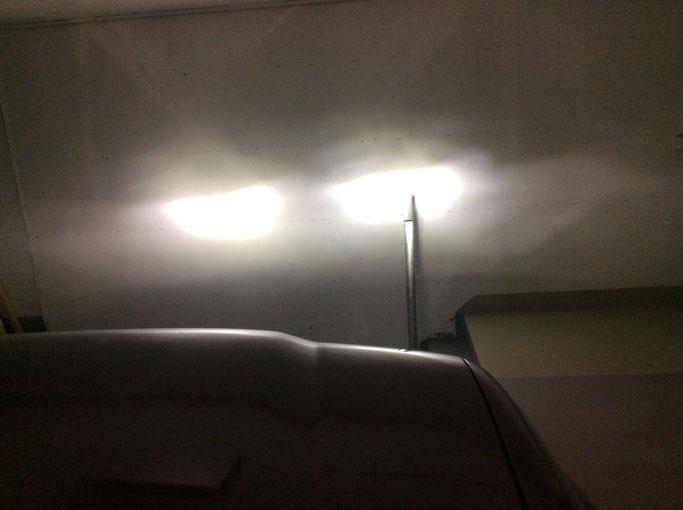 TOYOTA LANDCRUISER FERNLICHT LED