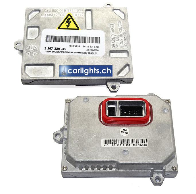 AL 130 732 929 3 D1S D3S Xenon Steuer-gerät FIAT 500  OEM carlights vorschaltgerät
