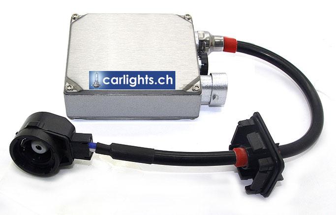 Xenon Steuer-gerät D2S carlights Hella 5DV 007760-15 Audi ballast carlights