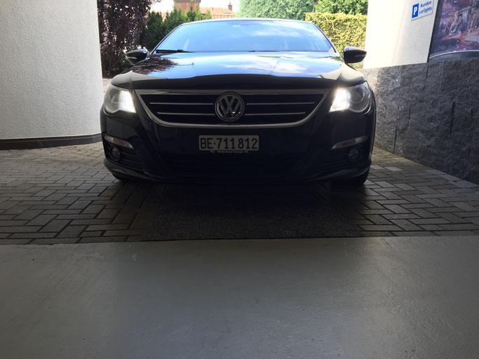 VW LED UMBAU TAGFAHRLICHT