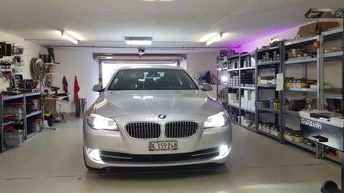 BMW IN LED WEISS ANGELEYES ABBLEND- UND NEBEL-LICHT