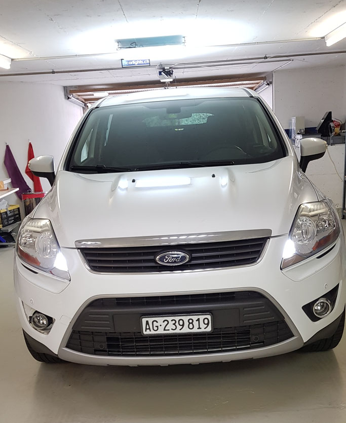 FORD KUGA STANDLICHT LED SWISS MADE