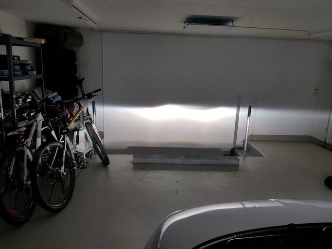 ABARTH 500 LED LICHTBILD ABBLENDLICHT