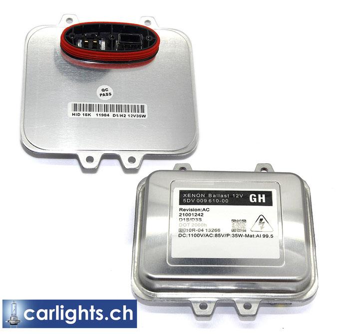 vorschaltgerät ballast 5DV 009 610-00 D1S OEM Steuergerät Xenon hella BMW X5 X6 2010-2013 carlights