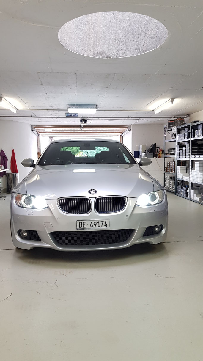 BMW LED Umbau