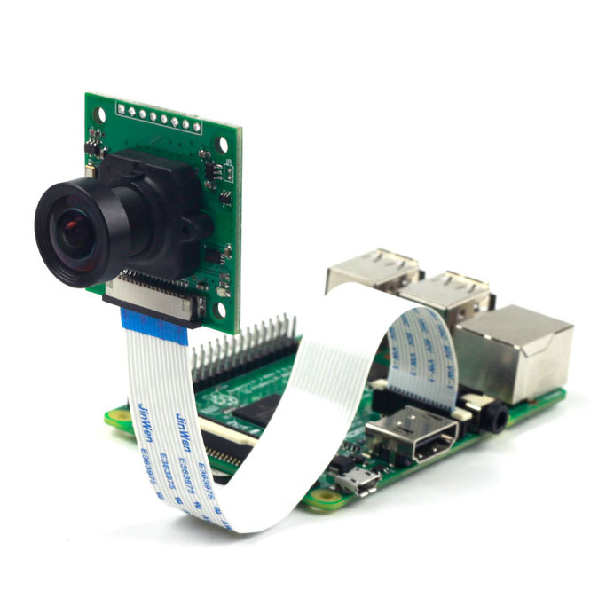 Raspberry 3 mit Kamera