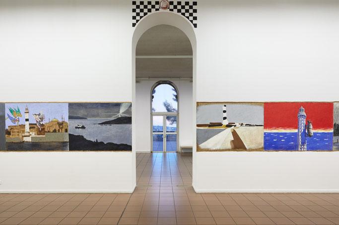 Alun Williams, Villa Tamaris, La Seyne sur Mer © Jean-Christophe Lett