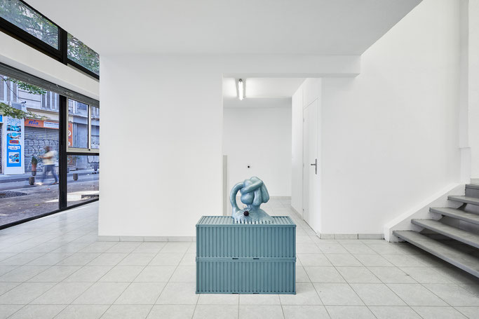 Hamish Pearch, Belsunce Projects, Marseille, collaboration avec la galerie Sans titre © jeanchristophe Lett