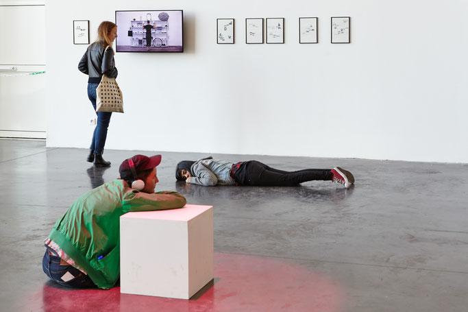 Sleepers, Carole Douillard, Friche Belle de Mai © jean christophe Lett