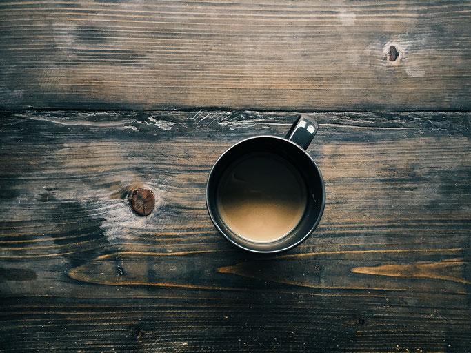 Kaffee Zahnverfärbung