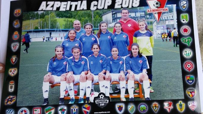Azpeitia Cup 2018