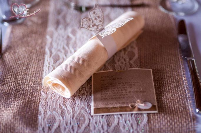 Rustikale Scheunen Hochzeit Stampin' Up!