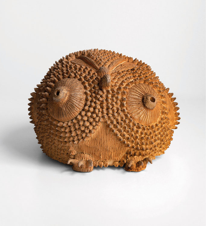 Shinichi Sawada, Ohne Titel (35), 2010, Keramik. Foto: A. Pauly