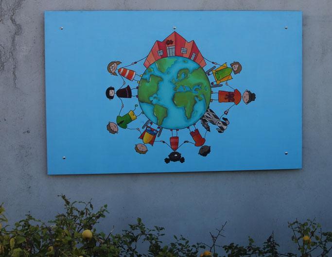 Ein Werk aus der Galerie, Foto: Jugendbüro der Stadt Neumarkt
